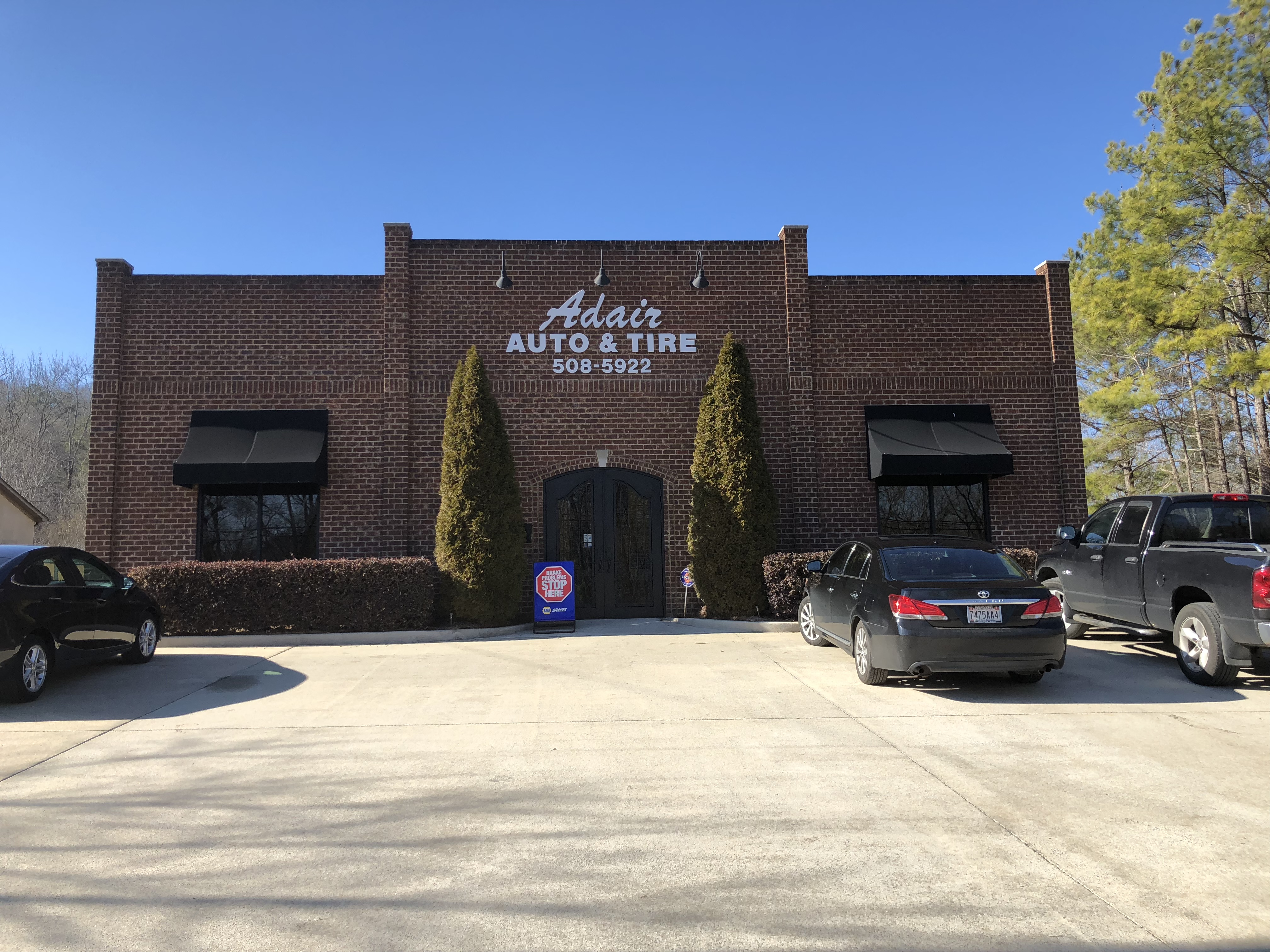 Adair Auto and Tire of Trussville: Where being faithfully honest is best policy