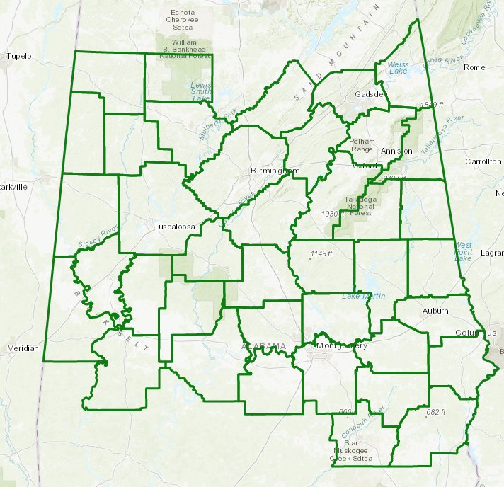 Central Alabama to be under flood watch over weekend