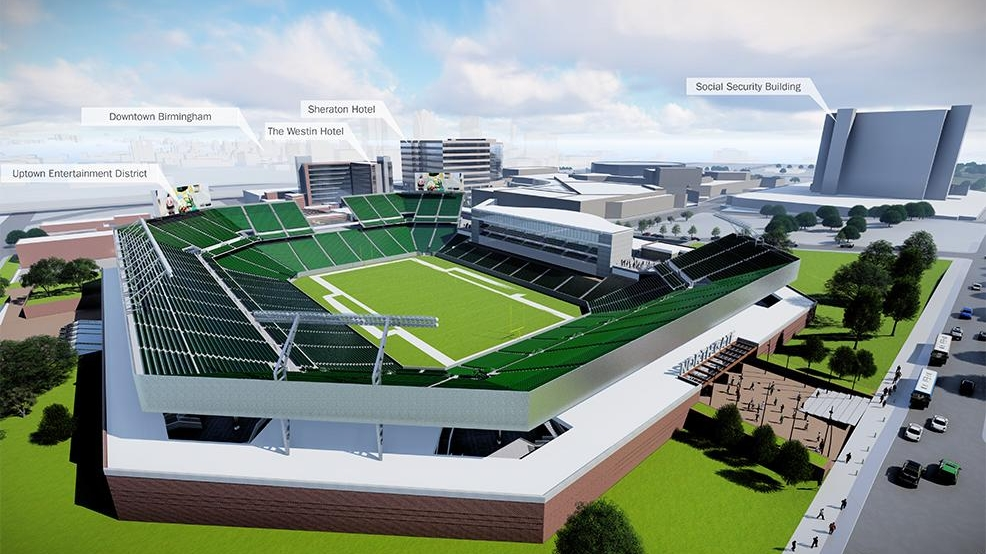 New open-air stadium at BJCC has a name – The Trussville Tribune