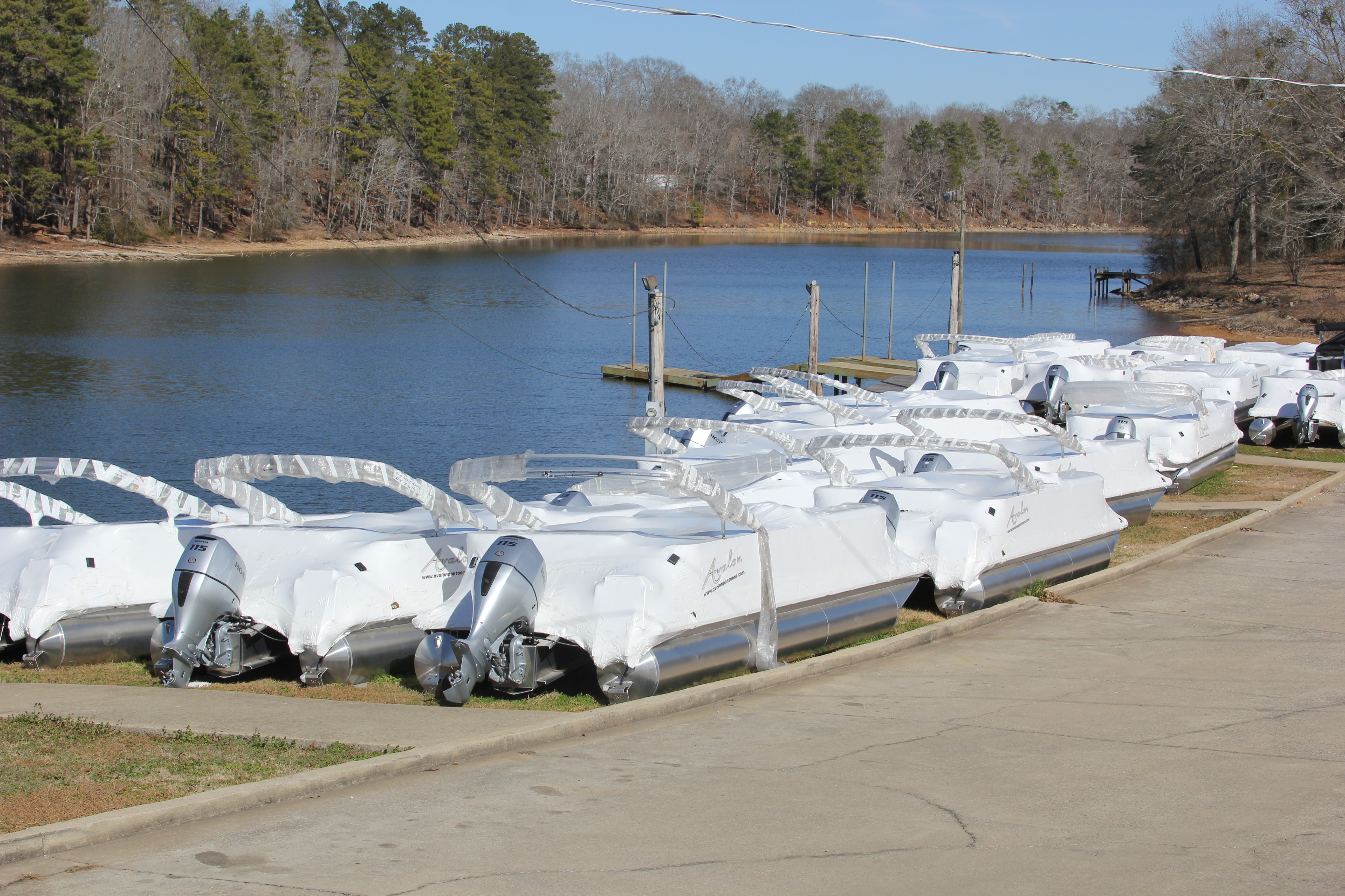 Poor House Branch Marina offers personalized service with a professional touch