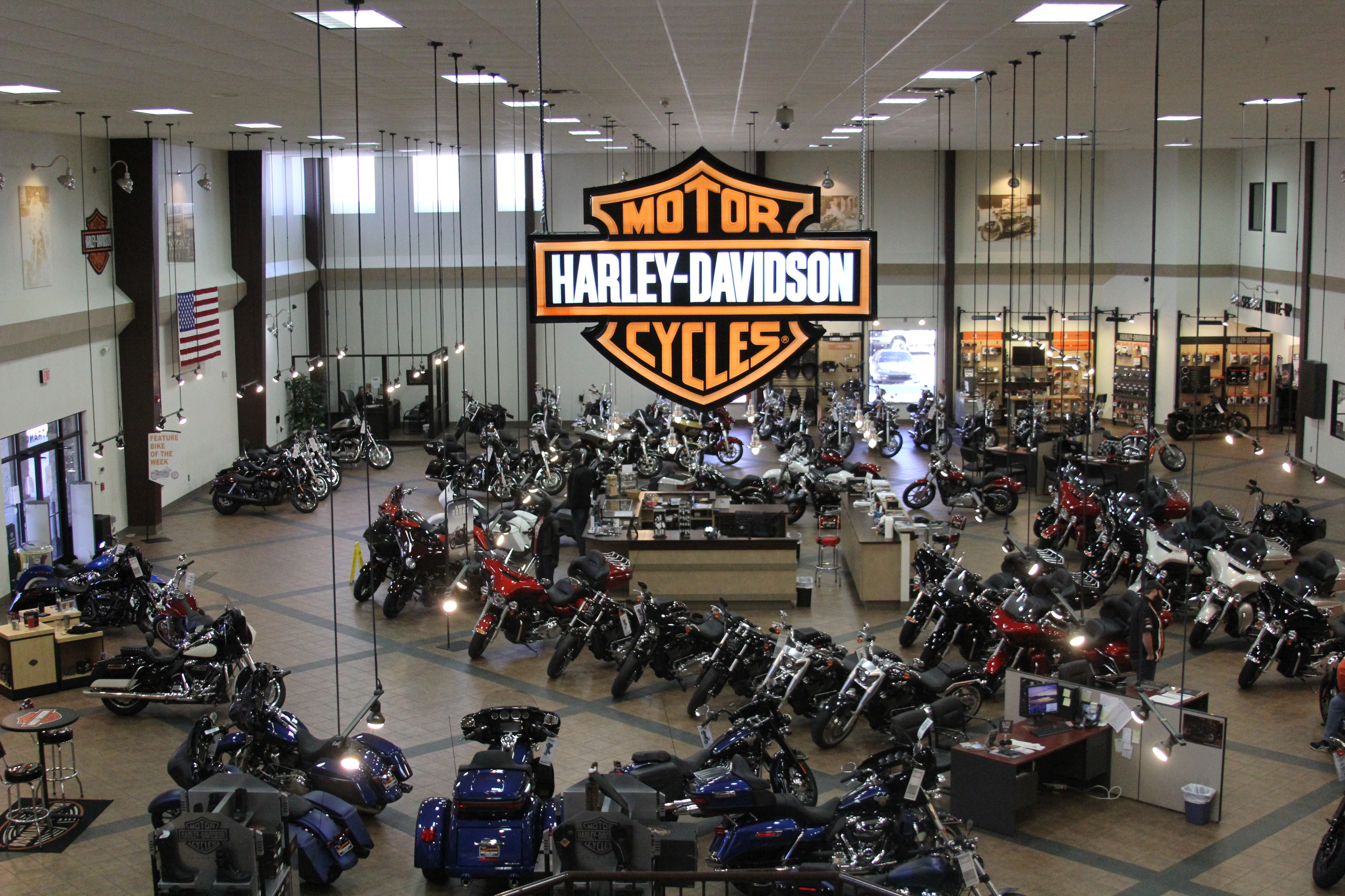 Riders Harley Davidson: banding together for a good cause