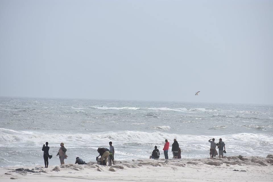 Gulf coast officials warn of dangerous rip current