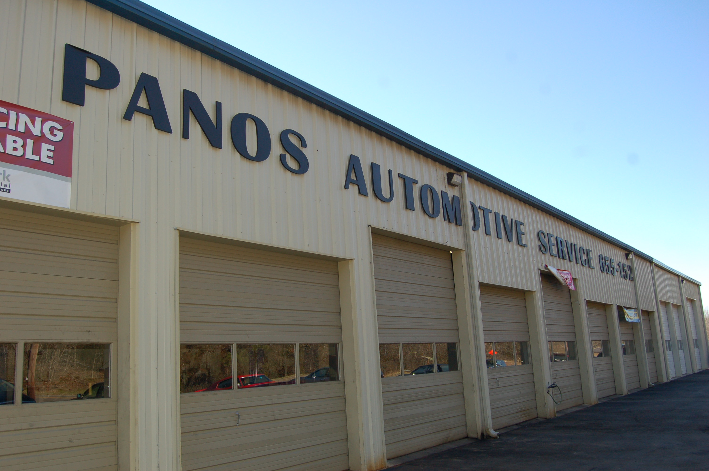 Panos Automotive: Family friendly service for a family friendly community