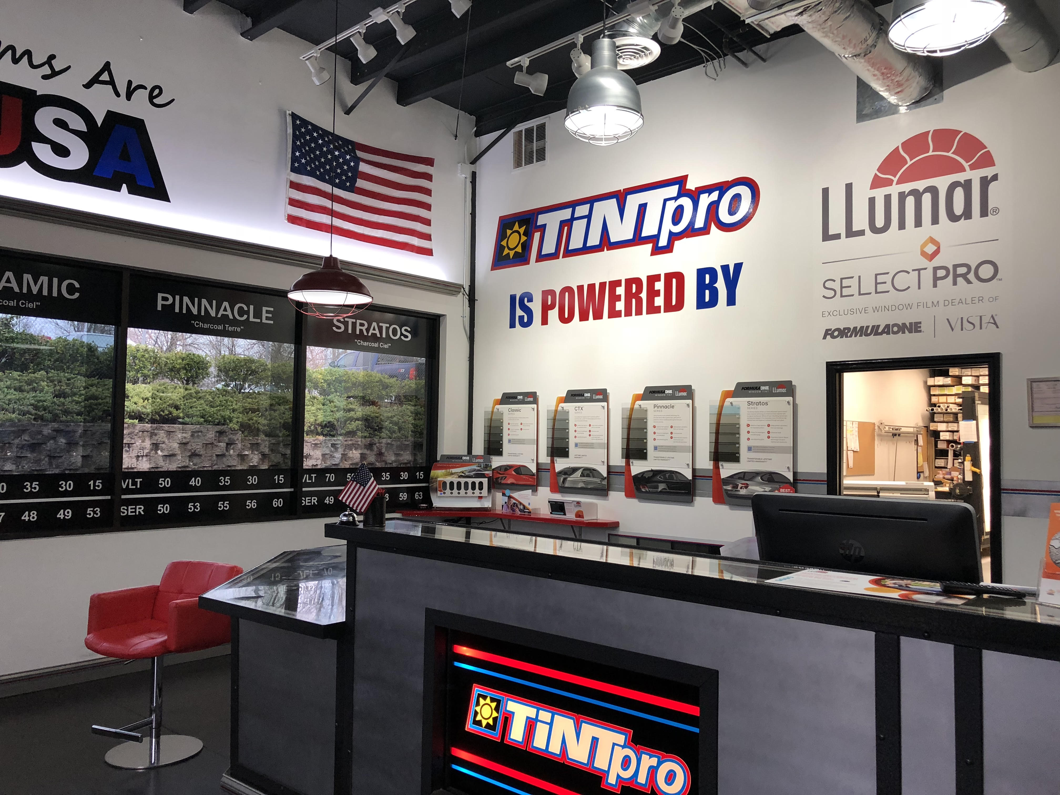 Tint-Pro: Shining a new light on window tints