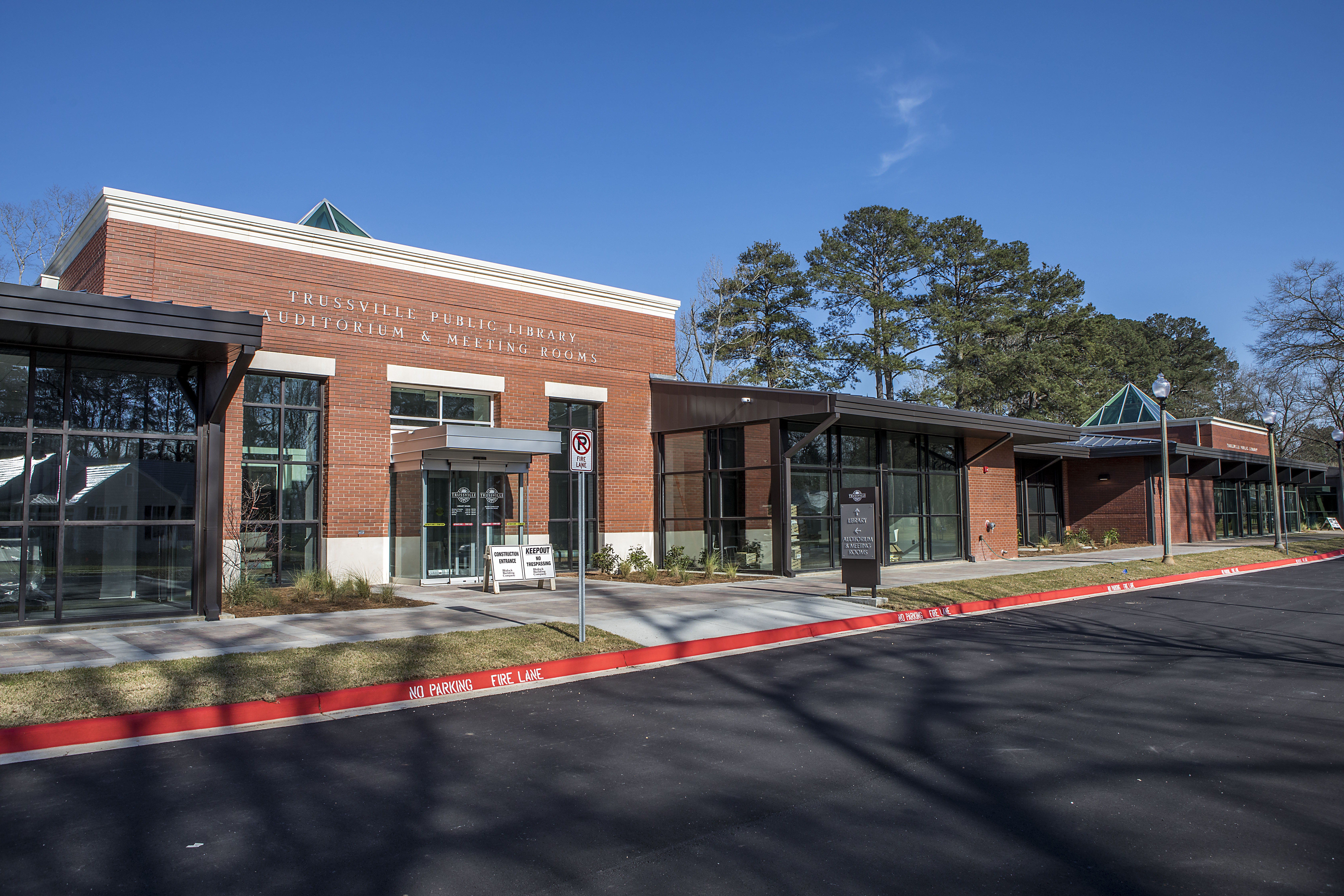Trussville Library board meeting cancelled