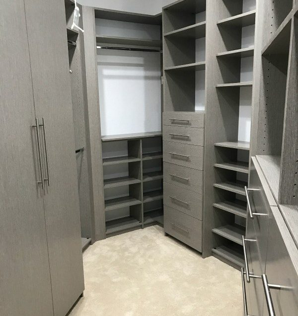 Closets By Design: Organizing And Adding A Fresh Look To