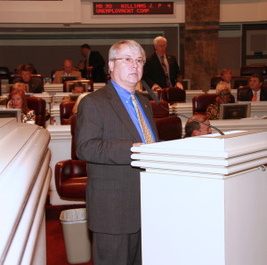 Rep. Jack Williams releases statement on corruption charges