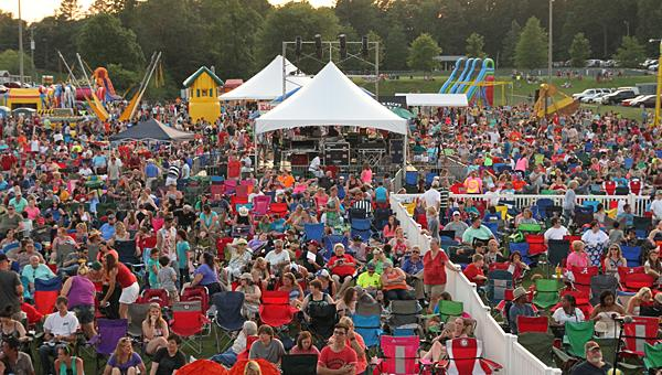City Fest in Pinson to be held at Bicentennial Park tomorrow
