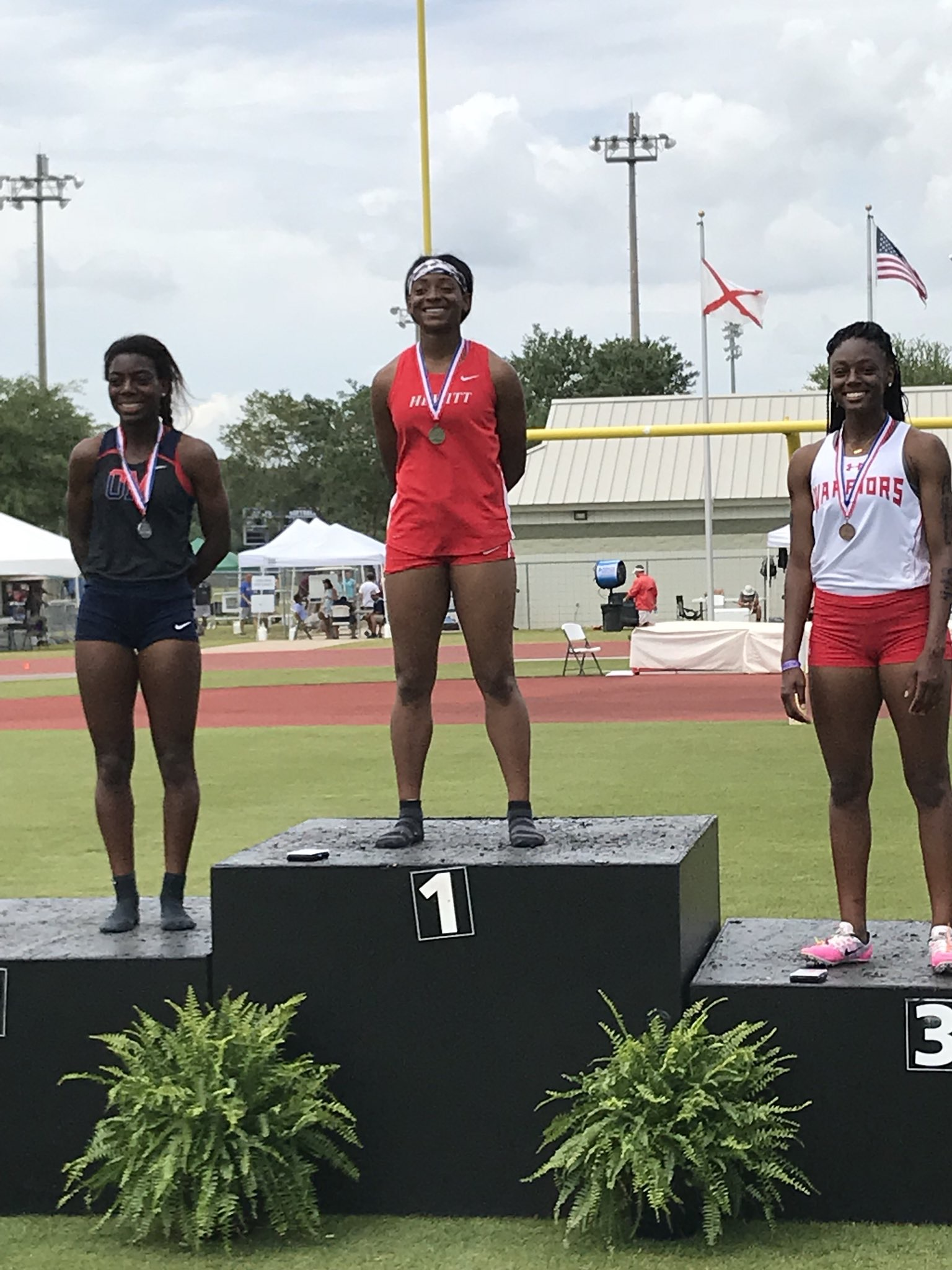 Hewitt-Trussville girl's track team make record-breaking performance in 94th AHSAA track championships