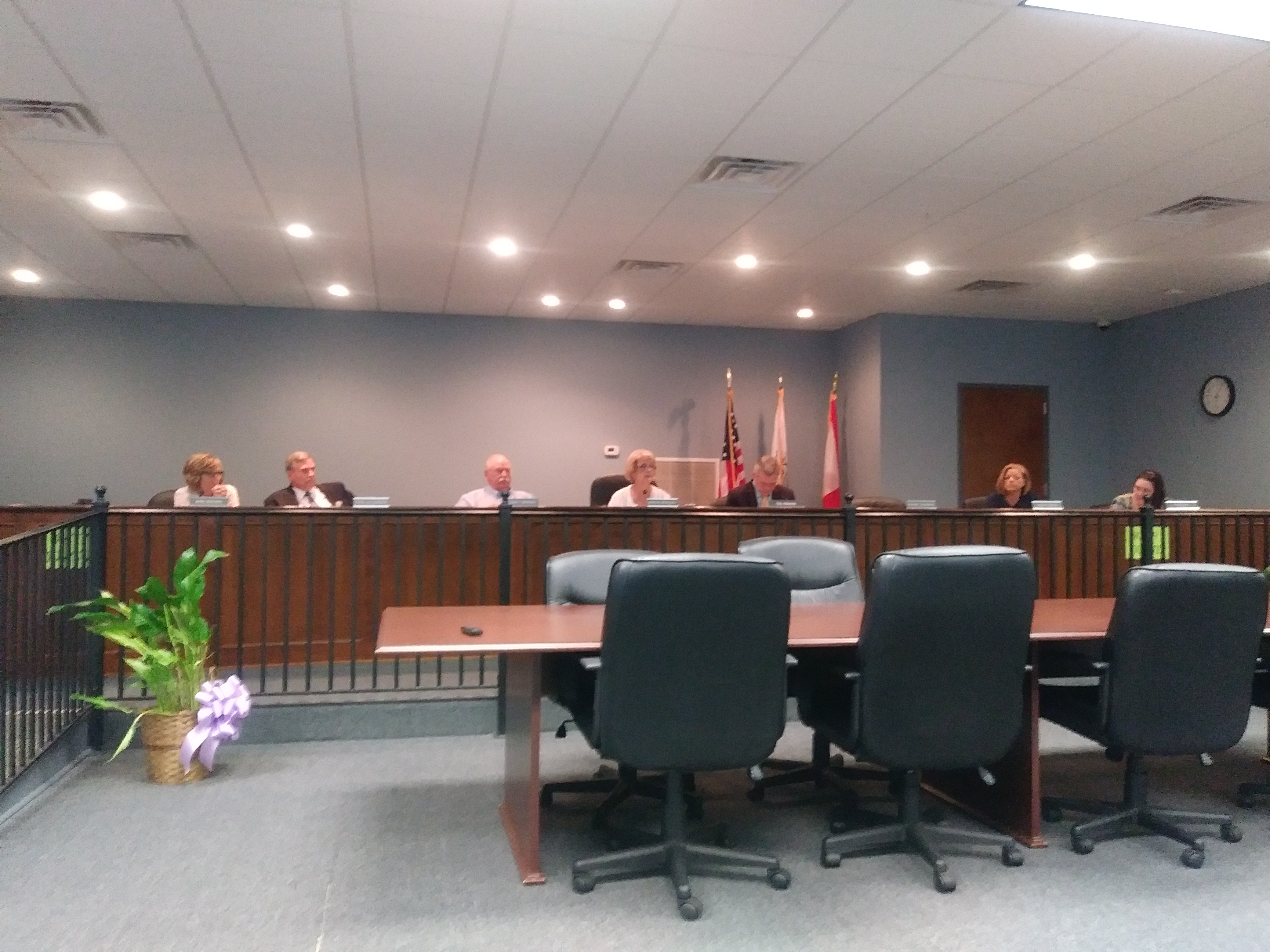 Argo City Council discusses funding for APPLE grant