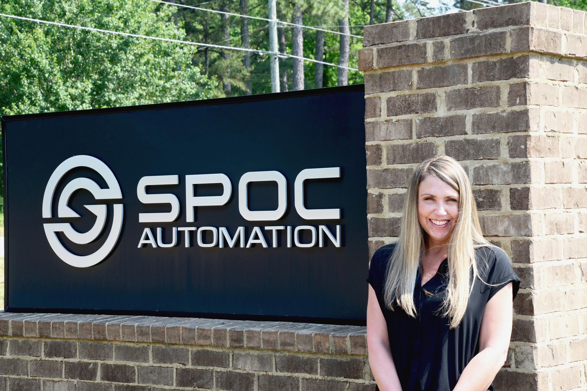 Jamie Goodgame named Human Resource and Risk Manager at SPOC Automation
