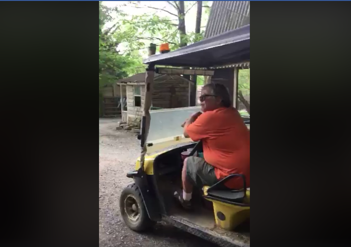 VIDEO: Tuscaloosa mom threatened with trespassing charges by Huntsville safari park