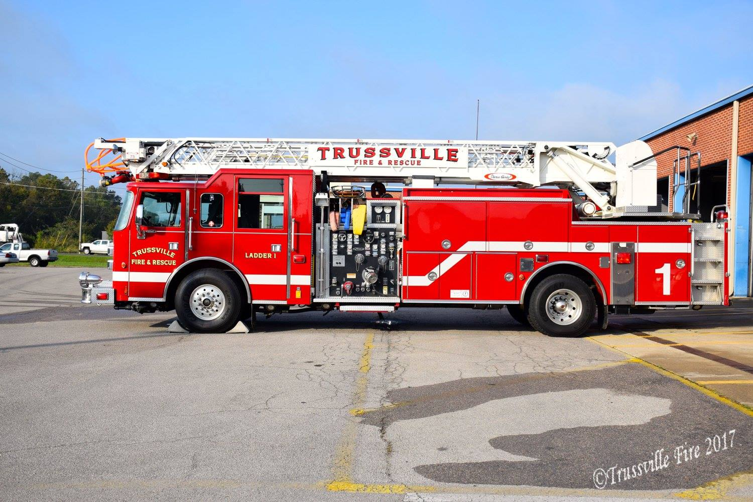 Trussville Fire Department celebrates 39 years with Christmas for Kids program