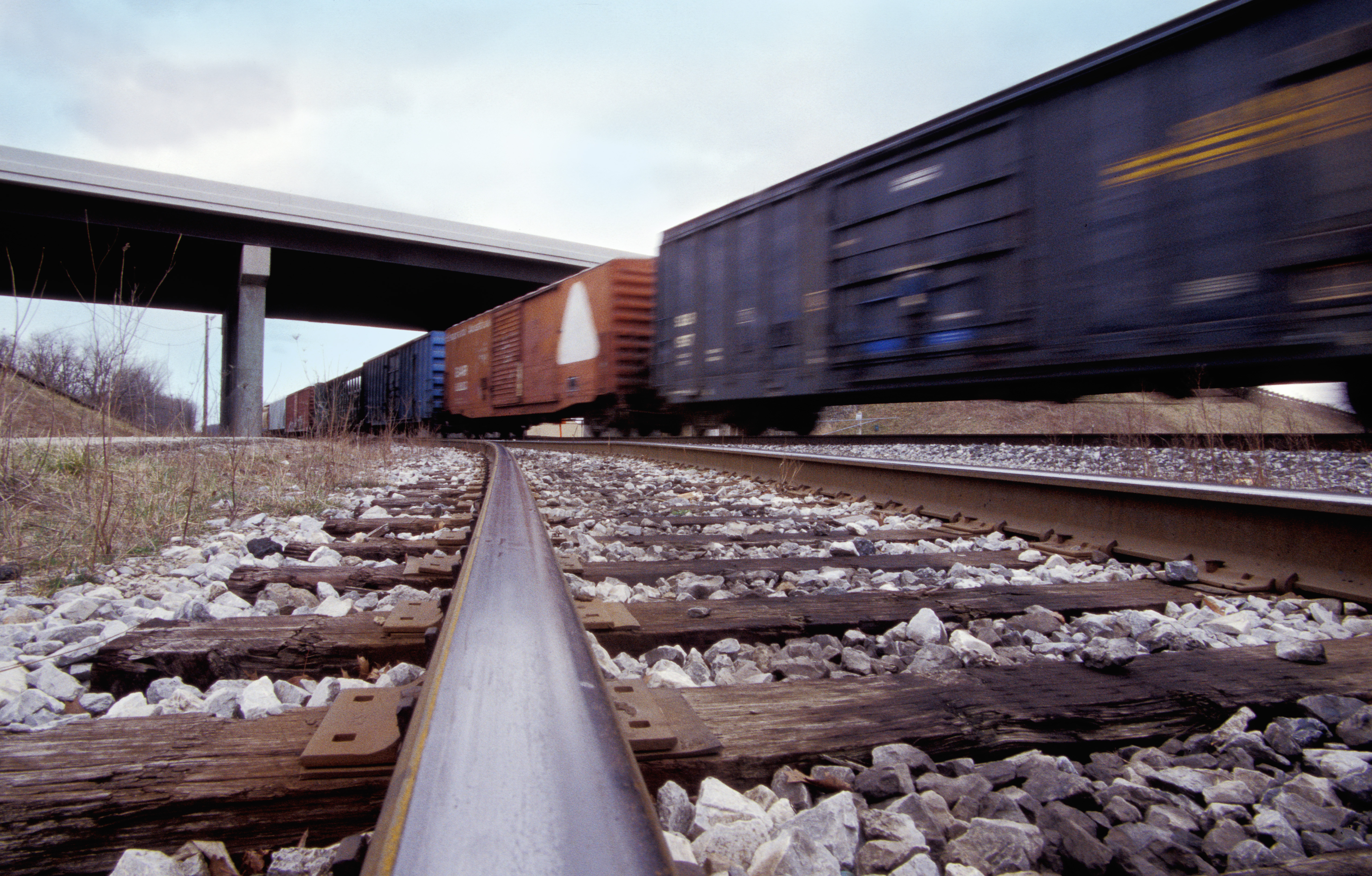 Authorities ID 29-year-old woman killed by freight train in Leeds