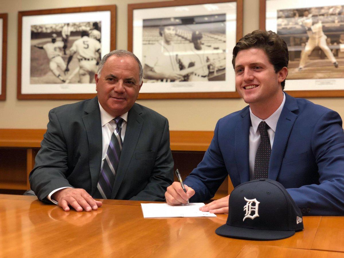 Former Springville baseball's Casey Mize holds New York Yankees scoreless in first spring start