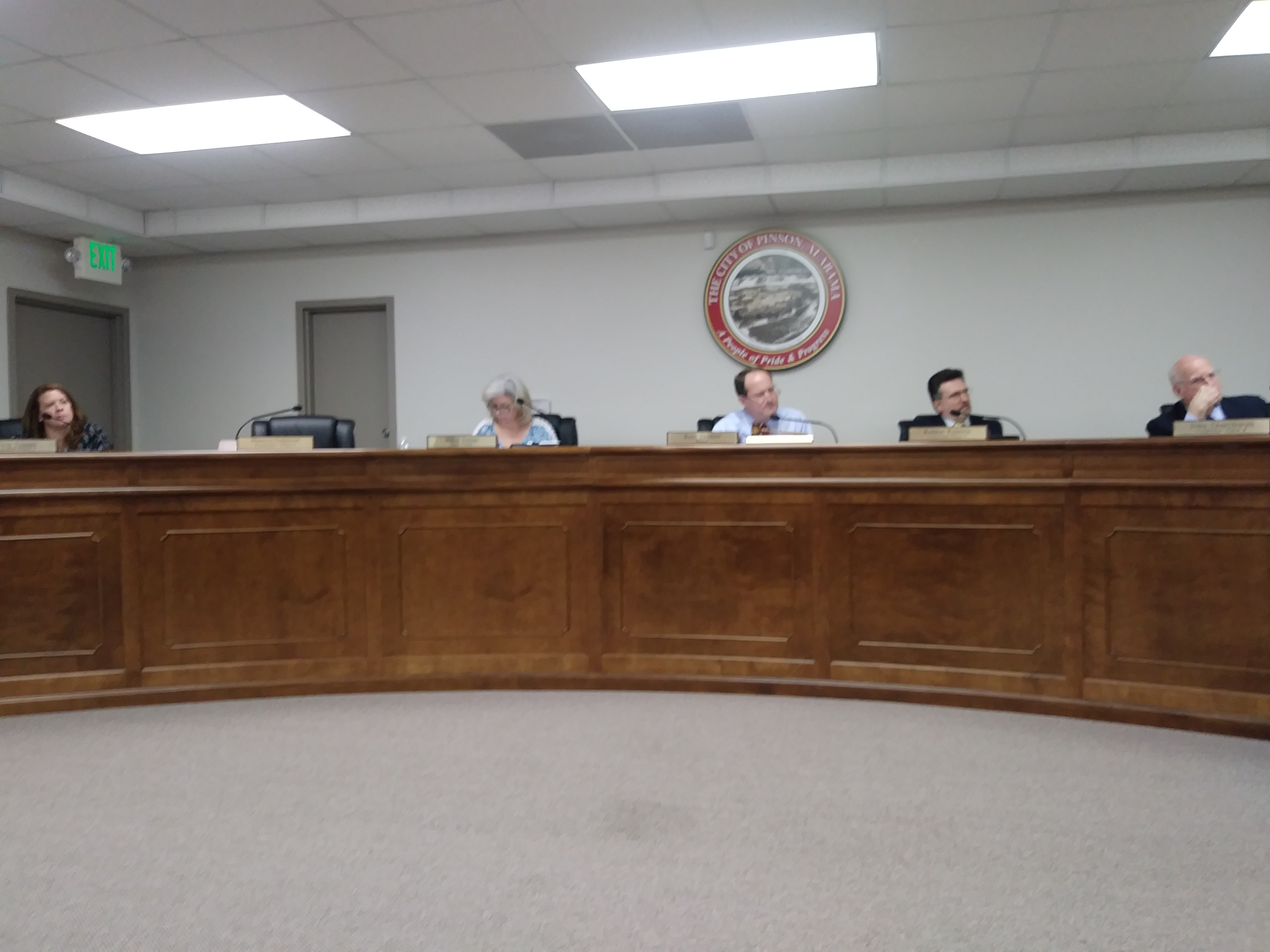 Pinson City Council paves way for a speed calming system for Heather Point Subdivision