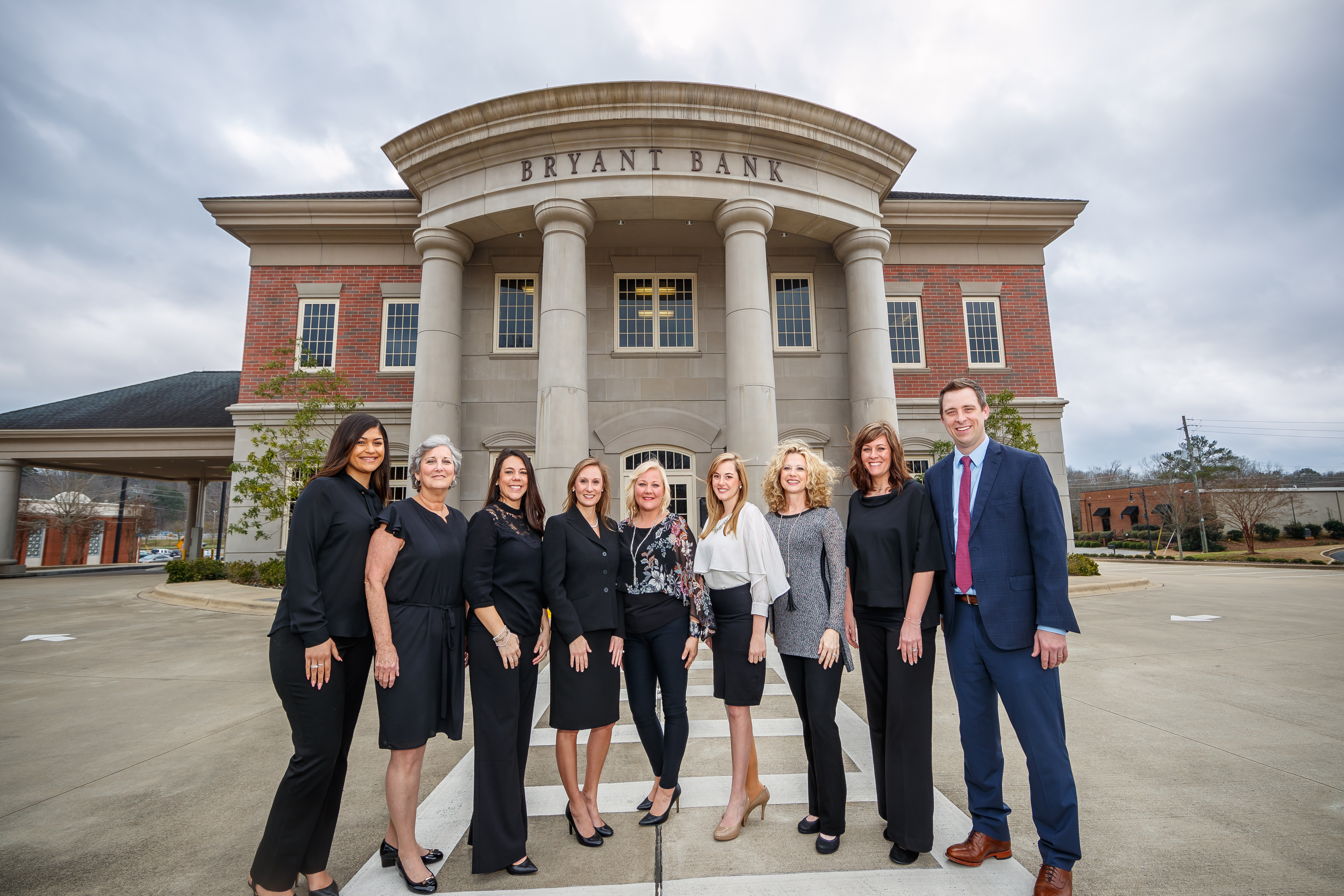 Bryant Bank is Trussville's community bank