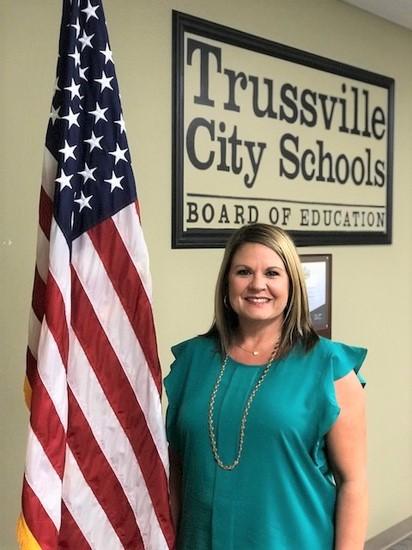 Trussville City Schools names new Magnolia Elementary principal