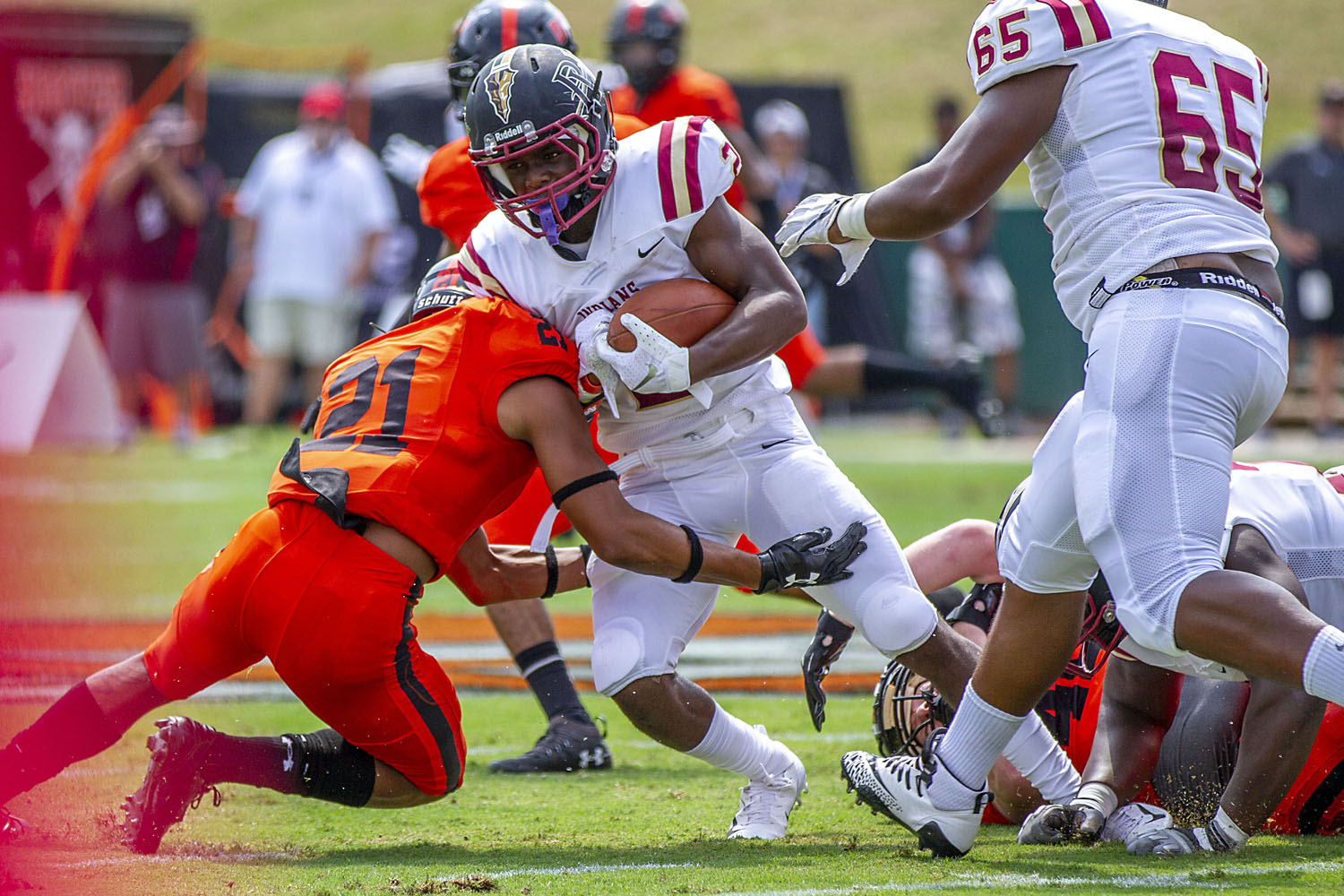 Pinson Valley drops opener to Hoover