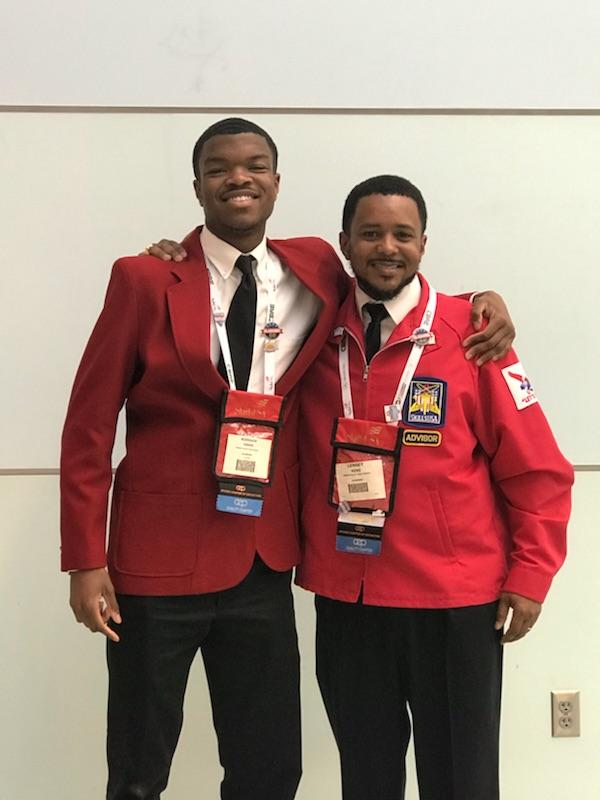 PVHS grad talks SkillsUSA competition, following dreams
