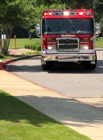 Congressman Gary Palmer announces federal grants to benefit fire departments in Trussville, Center Point and Fultondale