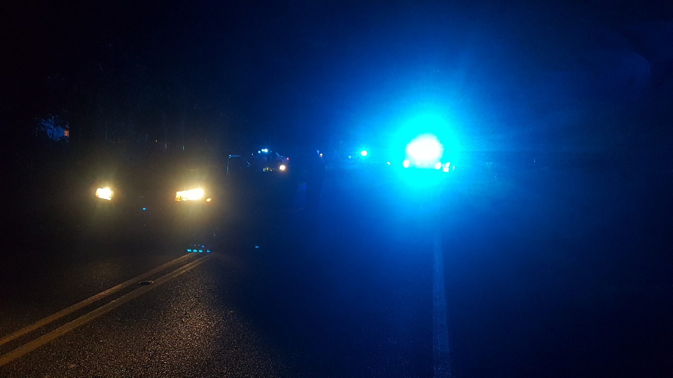 Suspect shoots at deputy in Grayson Valley area, search underway