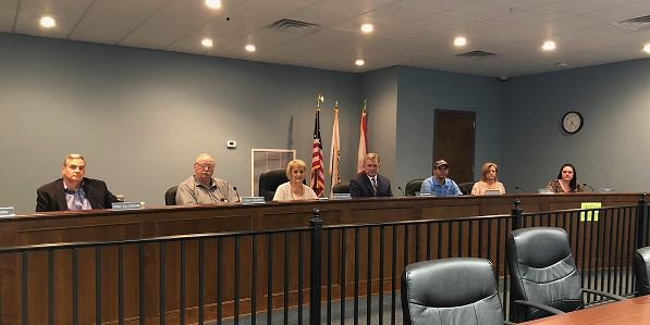 Argo City Council considers proposals from GUS utility services