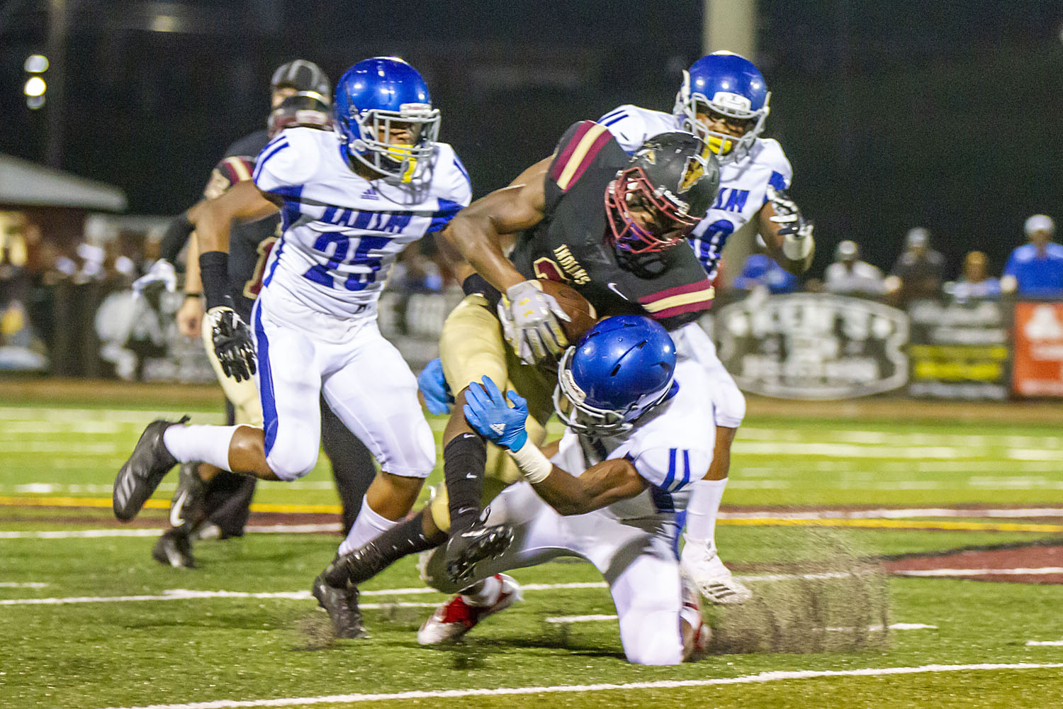 Weekly Preview: Pinson Valley vs. Albertville