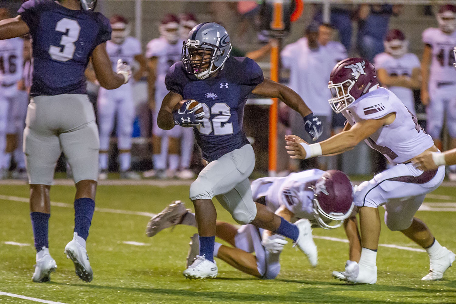 Weekly Preview: Clay-Chalkville vs. Pinson Valley
