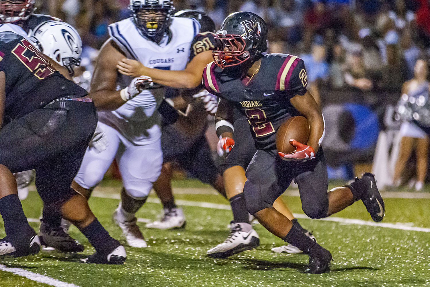 Weekly Preview: Pinson Valley vs. Lee