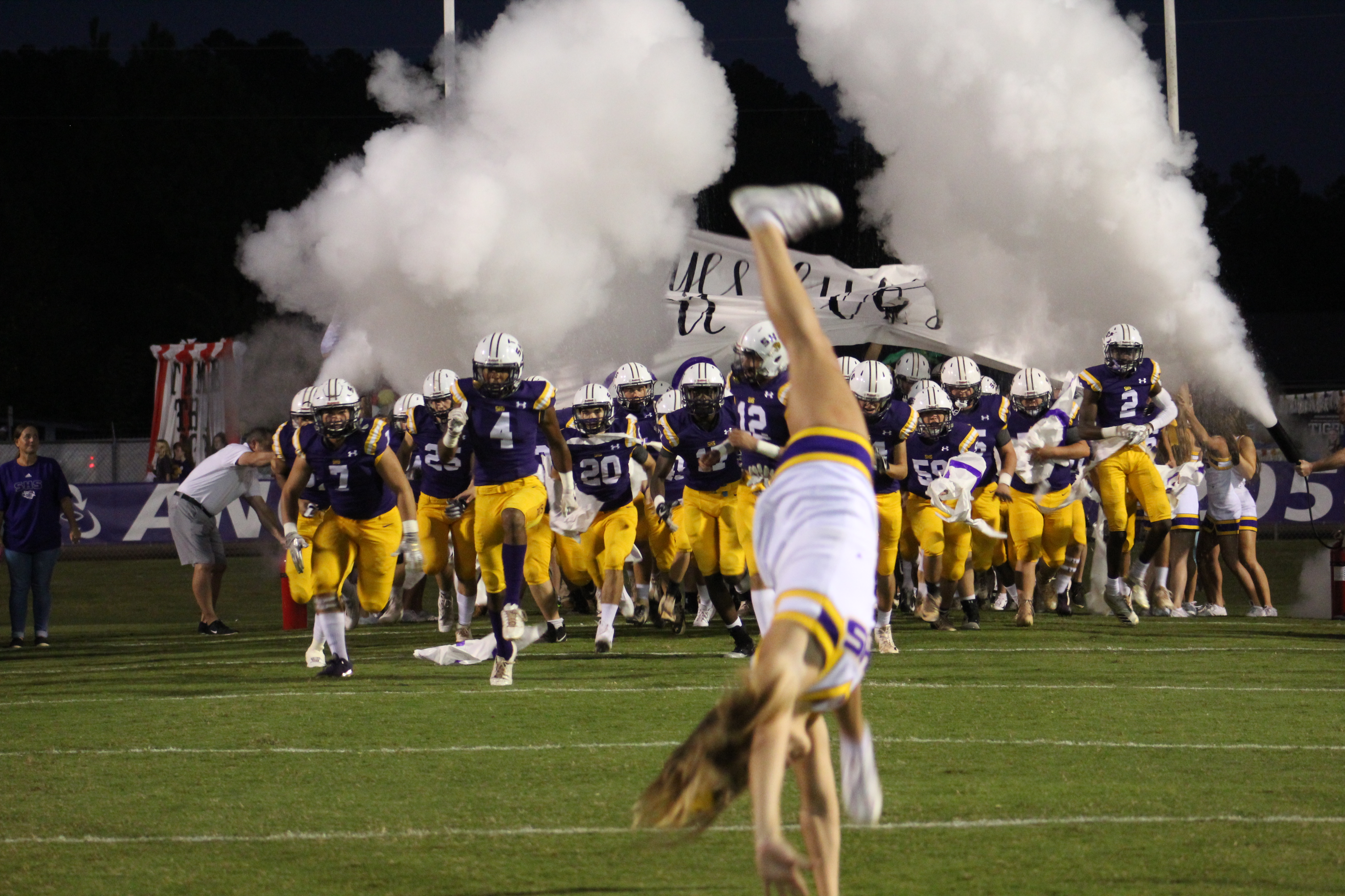Springville earns huge 43-14 homecoming win over Crossville