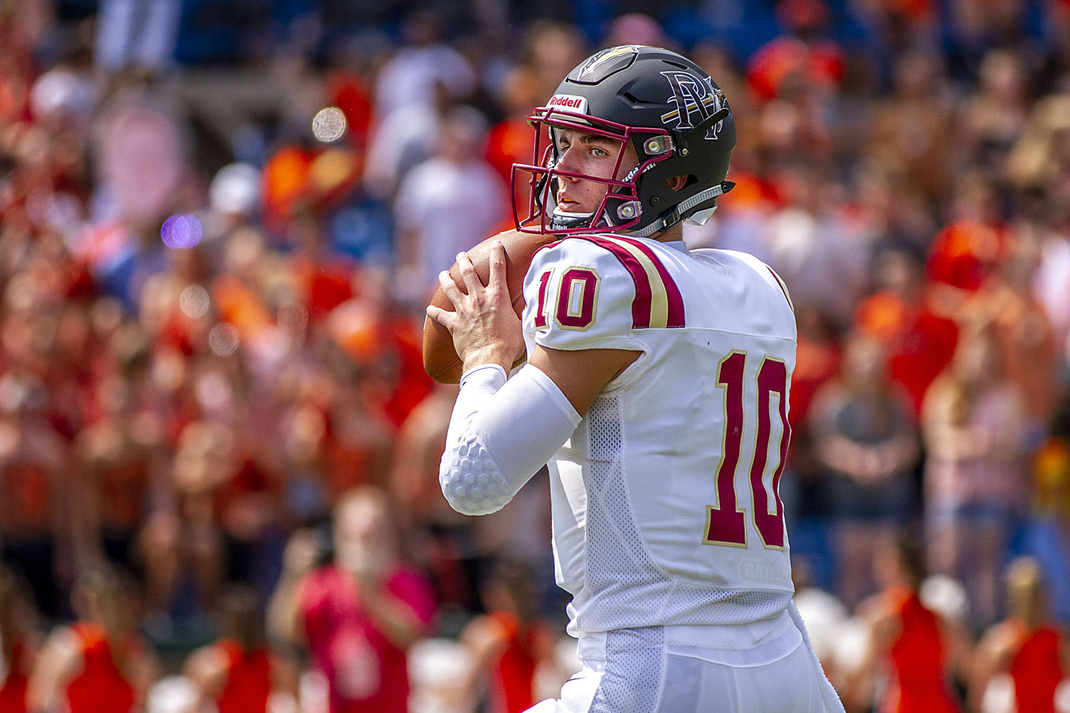 Bo Nix set to join one of the most elite clubs in Alabama high school history.