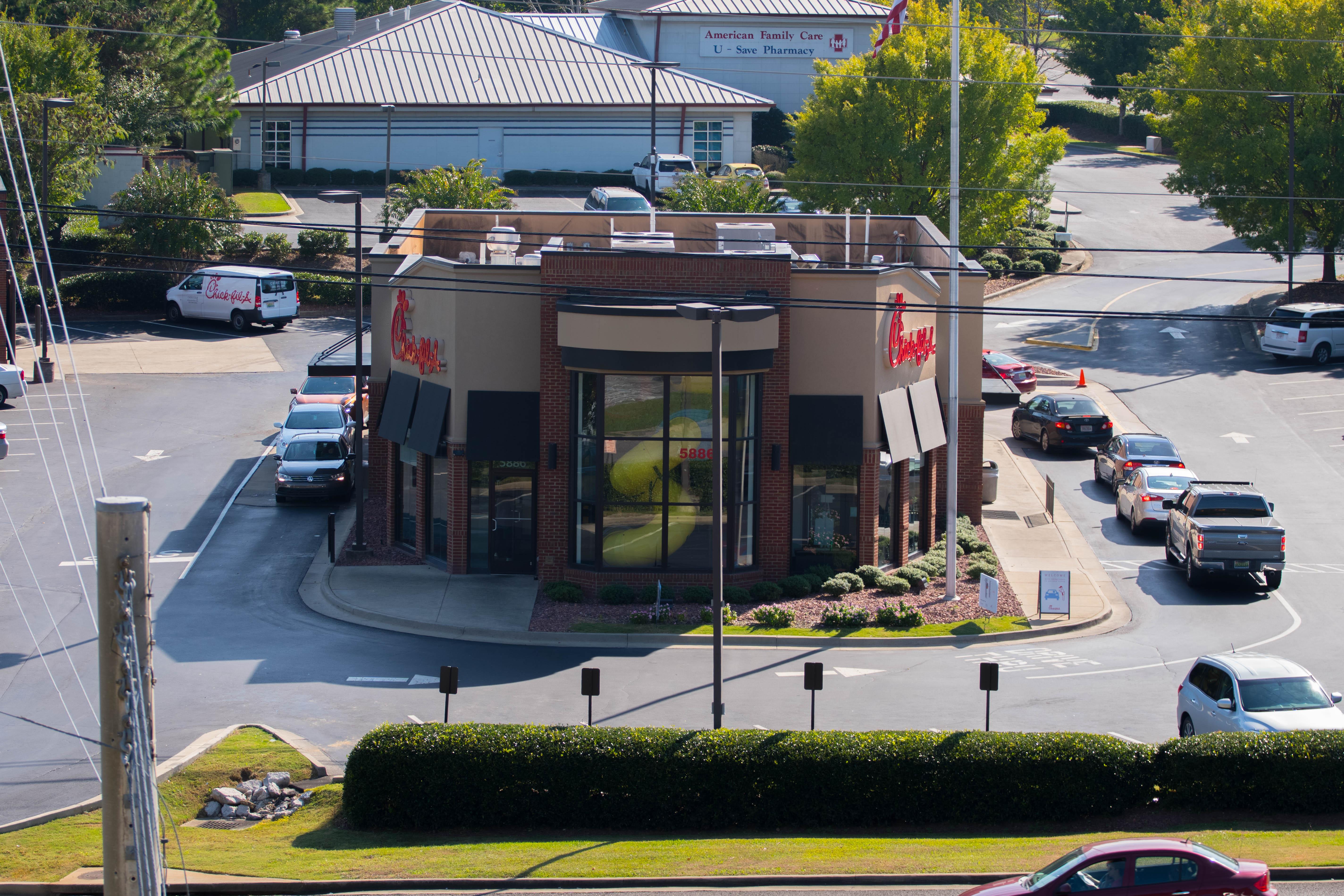 Trussville Chick-fil-A plans kitchen expansion, drive-thru upgrades