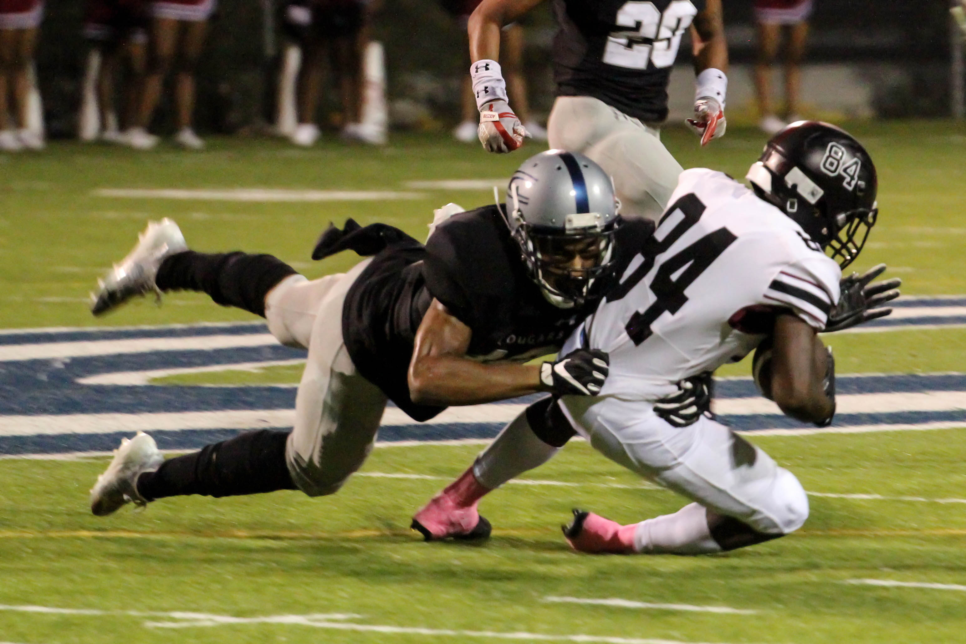 Clay-Chalkville handles Shades Valley 31-6 on homecoming