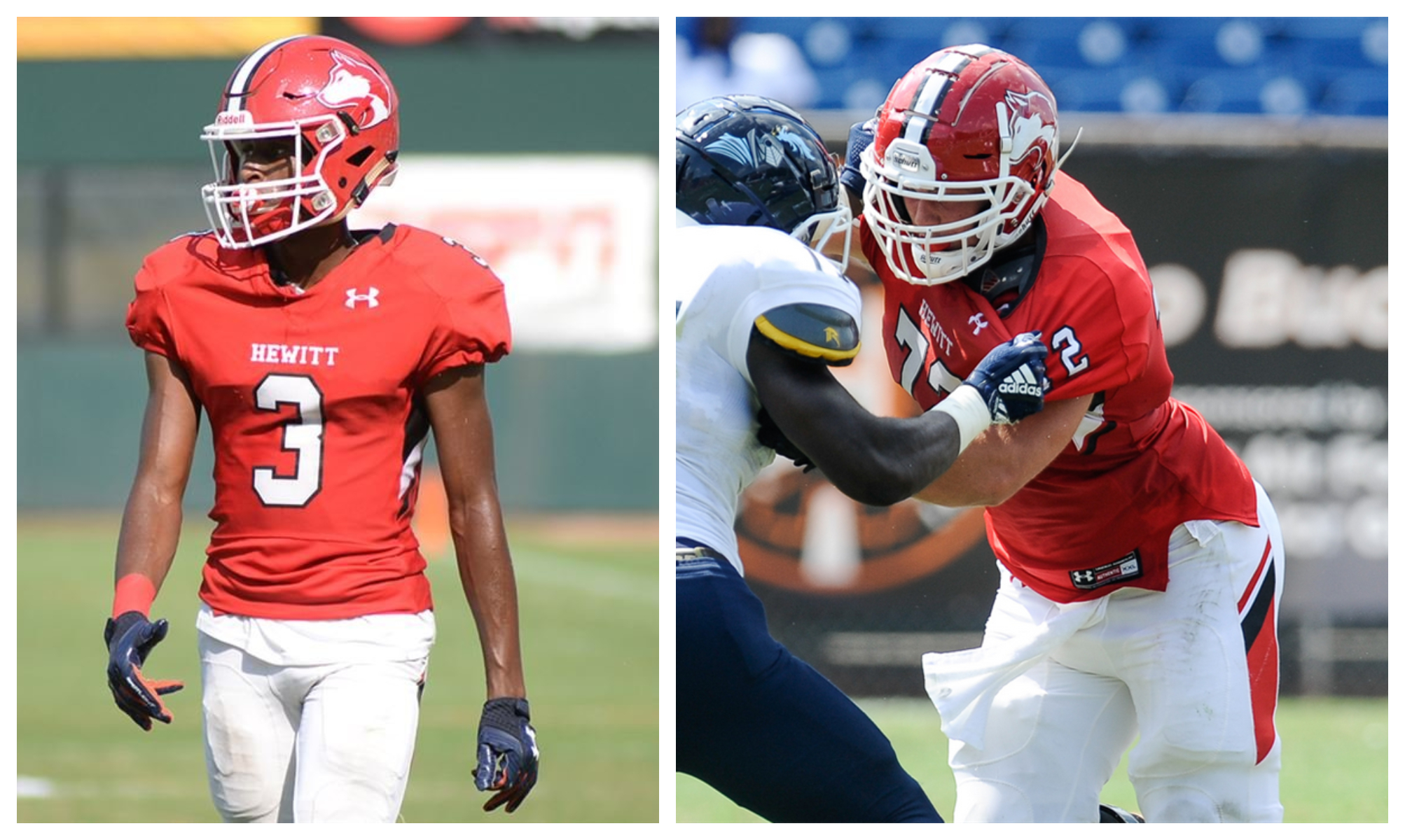 Two Huskies selected to play in the Alabama-Mississippi All-Star Game