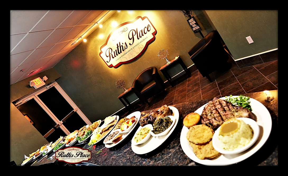 Ruth's Place, a new restaurant offering great home food and live entertainment