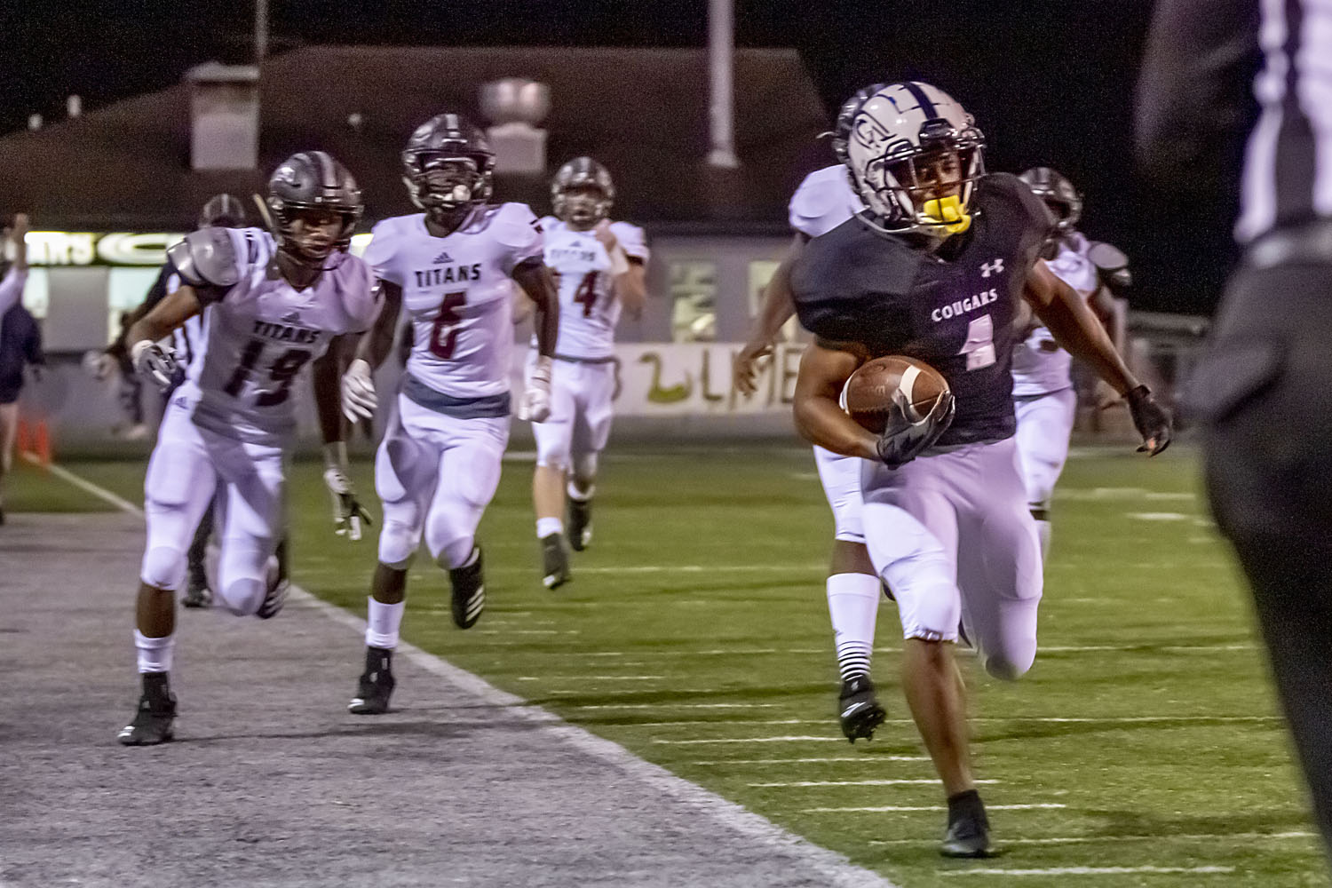 Clay-Chalkville season opener to be 1 of 9 games with instant replay