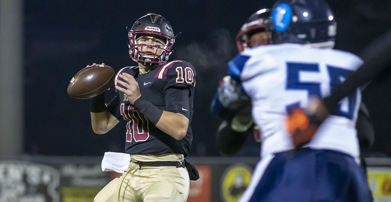 RECORD ALERT: Pinson Valley's Bo Nix looks to be the all-time total offensive leader in Alabama High School sports history