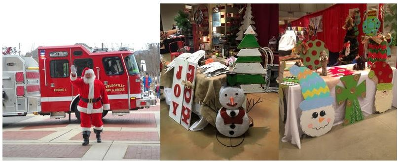 Christmas arts and craft show coming to Trussville on Friday and Saturday