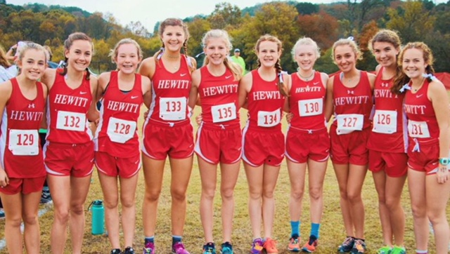 Huskies represent well at cross country sectionals, several advance to state championships