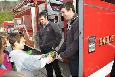 Trussville Fire Department offers Christmas for Kids program to families in need