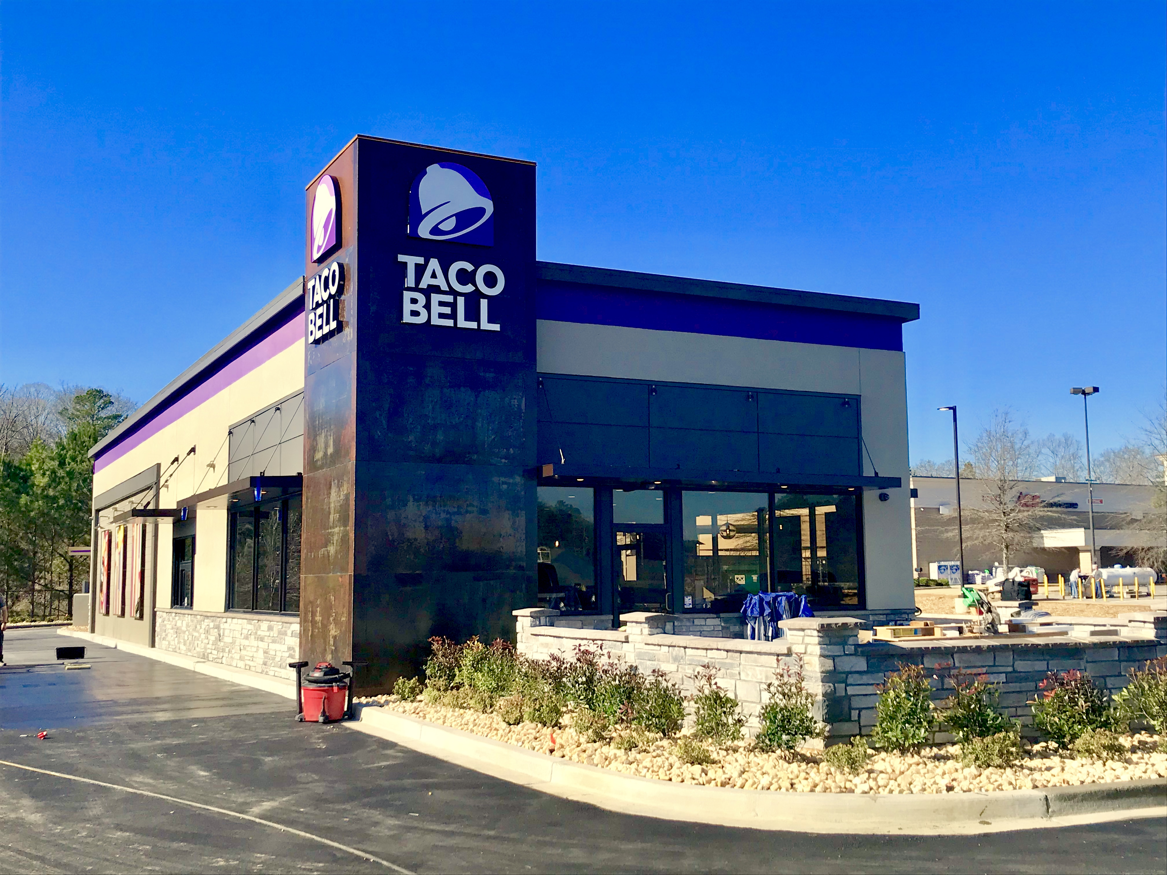 New state-of-the-art Taco Bell to open in Clay this Sunday