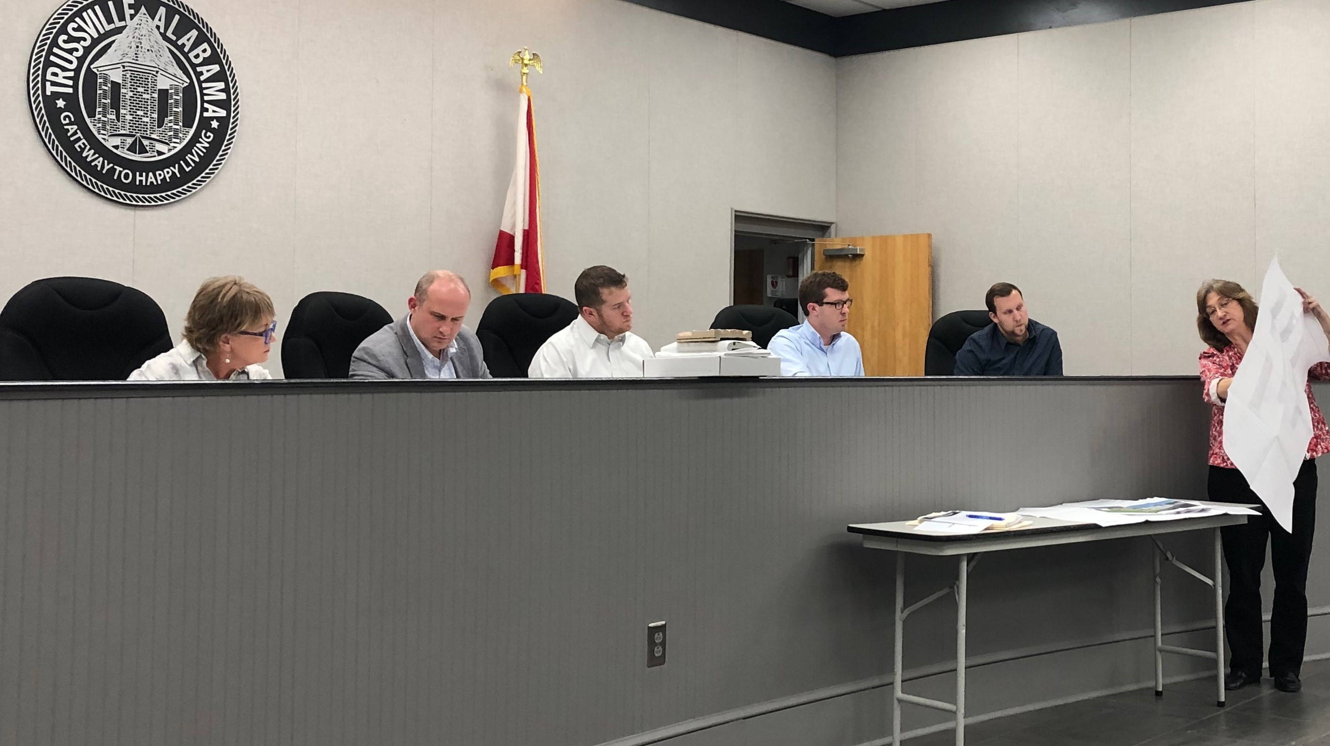Plans for freestanding Dollar General in Trussville presented to DRC