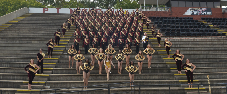 How sweet it is! Pinson Valley Marching Chiefs are going to the Sugar Bowl