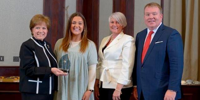 Trussville's West Avenue Boutique brings home major business award