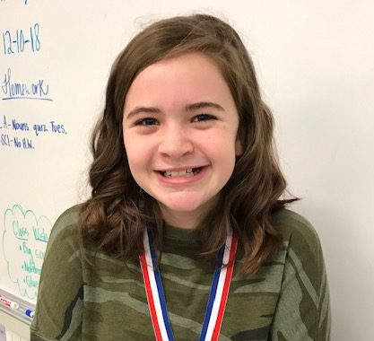 Magnolia Elementary hosted 2nd annual spelling bee, winner to compete in January