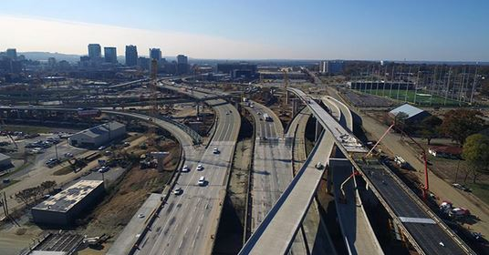 I-59/20 Bridge Project weekly update from ALDOT