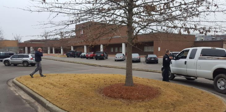 BREAKING: Hewitt-Trussville Middle School was on lockdown, as search for suspects was underway
