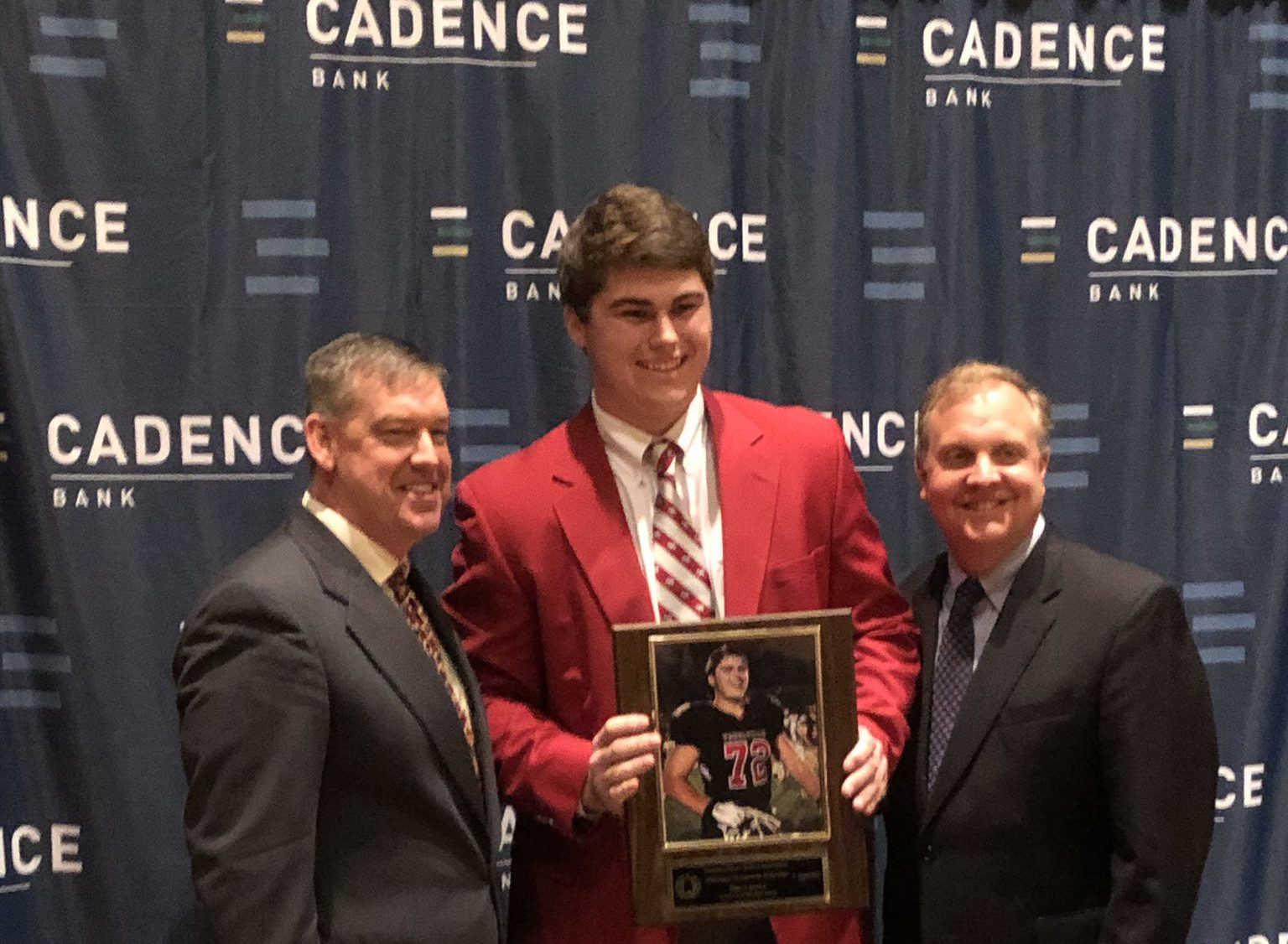Pierce Quick wins second consecutive 7A lineman of the year