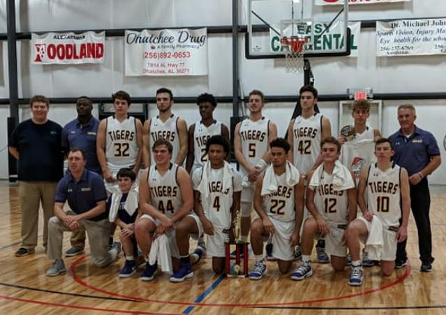 HOT STREAK: Springville boys basketball